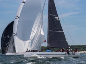 Competitive offshore racing is in the DNA of the NYYC - photo Daniel Forster/New York Yacht Club