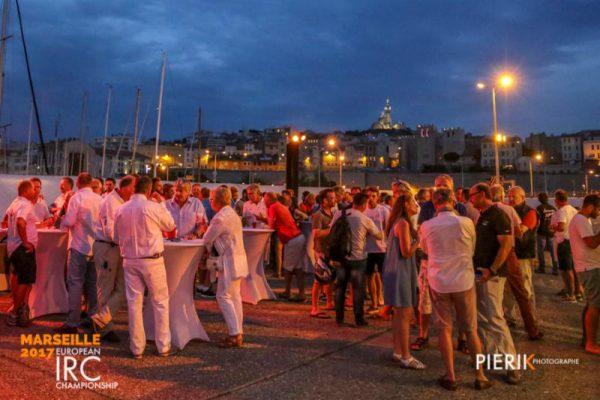 The Marseille IRC European Championship had a strong social program © Pierik Jeannoutot