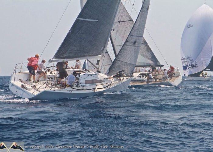 A glorious final day crowns IRC European champions