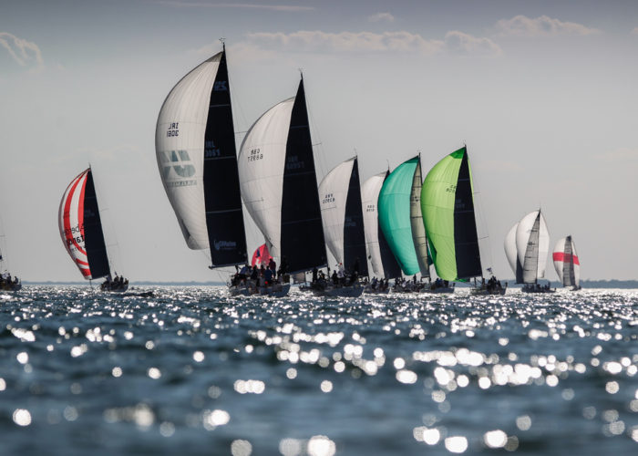 The 2020 IRC European Championship will be held at Cork Week © Paul Wyeth/pwpictures.com